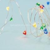 Multi формы диаманта цвета освещаемый батареей Fairy