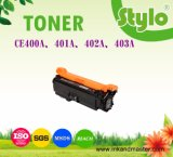 Toner del cartucho de la impresora laser del color de Ce400A/401A/402A/403A para HP LaserJet