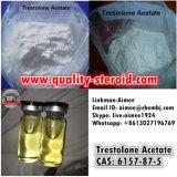 Acetato esteróide cru Ment de Trestolone do pó para a construção dos músculos
