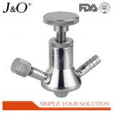 Válvula sanitária da amostragem do aço inoxidável
