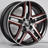 RIM noirs de roue d'alliage de véhicule de face de 20X10 20X11 CB74.1 Machnie pour la BMW