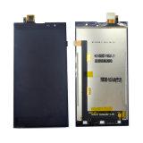 Leagooのエリート3スクリーンLCDのための携帯電話LCDアセンブリ