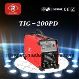 Machine de soudure de TIG d'inverseur de C.C d'arc MMA/Tigwelder (180PD)