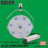 ETL lampada di via del contenitore di pattino da 200 watt LED con bianco freddo