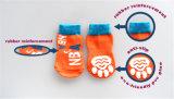 Chaussettes de tricotage d'anti de dérapage d'accessoires d'animal familier de sports de pattes crabot d'impression