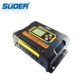 O controlador solar solar o mais atrasado do controlador MPPT da potência do projeto 40A de Suoer (SON-MPPT-40A)