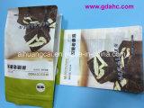 Sacchetto composito di plastica dell'alimento della carta kraft