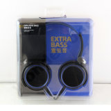 para Auricular-Púrpura de control de línea Sony-Xb400