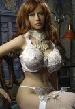 Volle Silikon-feste Liebes-Puppe-Skeleton hohe Simulation nicht aufblasbare Cyberskin Geschlechts-Puppe-lebensechte Geschlechts-Puppe