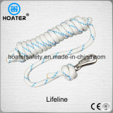 Линияо жизни безопасности оборудования предохранения от падения веревочки Linan Hoater 1.5-200m