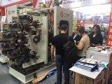 Machine d'impression de surface incurvée pour la cuvette en plastique dans Ruian