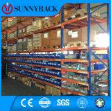 Racking de aço da pálete do armazenamento resistente firme da estrutura