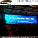Afficheur LED P6 d'intérieur polychrome de Hongking pour la boîte de nuit