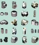 Accessori per tubi saldati zoccolo del acciaio al carbonio per petrolio e gas