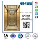 Aprobado CE ascensor de pasajeros Mrl con Alemania Tecnología