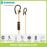 De nieuwe Draadloze Oortelefoon van de Sporten van de Hoofdtelefoon van Bluetooth van het Halsboord Stereo met Microfoon