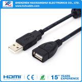 셀룰라 전화를 위한 1m USB 연장 케이블