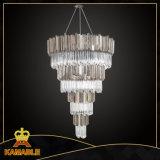 Lustre de Cristal Decorativo de Projeto de Hotel (KA1623-625)