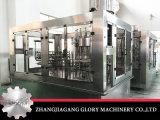 満ちるガラスビンジュースの飲み物およびパッキング機械