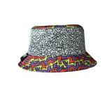 Baumwoltwill-Dame Sun Hat Bucket Hat mit normalem Druck (U0053)