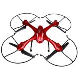189102h-RC Quadcopter - rouge