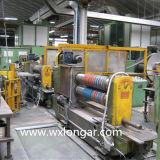Machine en acier galvanisée de découpeuse