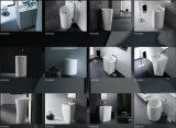 Pared contra calidad de gama alta de la bañera libre de piedra artificial de Cupc