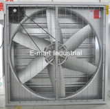 Exaustor axial do ventilador industrial do ventilador 900X900mm