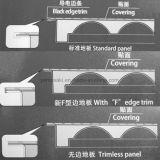 Пол слоистый пластик, изготовляемый прессованием под высоком давлением противостатическим поднятый доступом