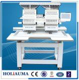 Holiauma 2 Tajima Comercial 자수 기계로 질로 맨 위 모자 자수 기계