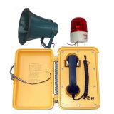 Telefon des Hochleistungstelefon-industrielles wasserdichtes Telefon-PAS