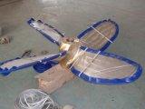 Propulsor marina de la aspa del ventilador, propulsor del timón del barco del propulsor de marina