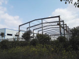 Gemakkelijk om van het Pakhuis van de Structuur van het Staal te installeren