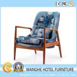 현대 호텔 사무용 가구 거실 목제 여가 의자