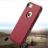 iPhone 7およびプラス7のための贅沢で新しく熱いPUの革電話箱
