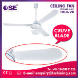 Ventilateur de plafond électrique du ventilateur 48inch à C.A. avec l'éclairage LED (Hgk-VD)