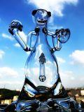 Оптовая продажа буровые вышки трубы искусствоа 6 дюймов миниые малые стеклянные