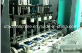Máquina de sopro do frasco plástico fácil automático da operação
