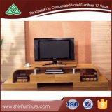 Mobiliário de sala de família Gabinete de madeira sólida de madeira de carvalho