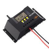 太陽充電器のコントローラ(LCD表示)の30A 48Vの自動転送