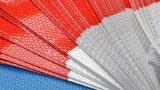 Roter u. weißer Diamant-Grad-Augenfälligkeit-Markierungs-Installationssatz-reflektierendes Band