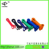 Eco Thick Wholesale Resistance Bands de boa qualidade Natural Rubber Band