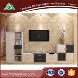 Het hete Ontwerp van het Edelhout van TV van de Verkoop Familie Gebruikte