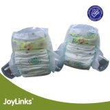 Couche-culotte-Joylinks de bébé de système de Refastenable de Velcro