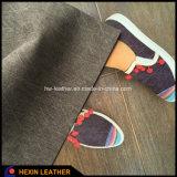 قماش يقلّل بناء [بو] جلد لأنّ أحذية حقائب [هإكس-س1714]