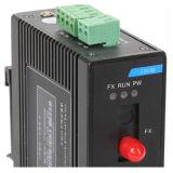 1 Tx & 1 Schakelaar van het Netwerk Ethernet van de Haven van de Vezel Industriële
