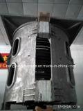 Aluminiumshell-schmelzender Induktionsofen 1000kg