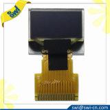 """0.49 """" Monochrome многофункциональных индикации LCD с экраном касания для приспособления Electroic"""