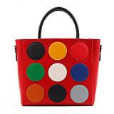 2017 sacs élégants Emg4899 de Madame emballage de sac en cuir de mode de couleur de sacs à main réels de collision