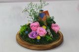 Decorazione di cerimonia nuziale del fiore artificiale